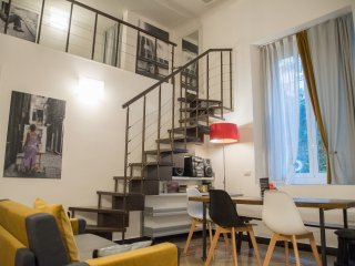 Central Apartment Wide - 60m2 - free Wifi