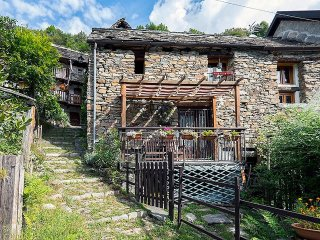 House in the center of Messasca with Garden, Balcony, Washing machine (457172)