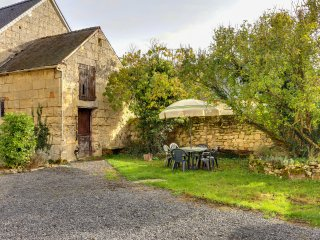 Private Home in a Medieval Village Near Paris and