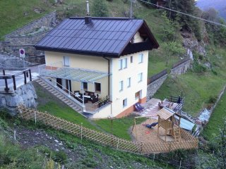 House in Kappl with Internet, Terrace, Garden (41543)