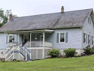 Charming country home with lots of room and a privacy