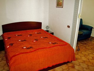 Apartment in Mattinata with Air conditioning, Parking, Terrace, Garden (326415)