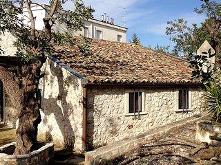 House in San Menaio with Internet, Parking, Garden, Washing machine (274063)