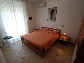 Apartment in the center of Cattolica with Internet, Air conditioning, Parking