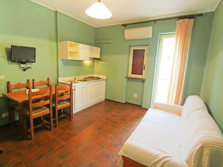 Apartment in San Bartolomeo Al Mare with Internet, Air conditioning, Parking