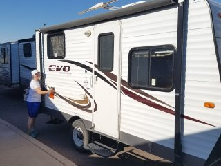 16ft Travel Trailer