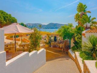 Casa de vacaciones Aneto en Teulada-Moraira,Alicante,para 5 huespedes