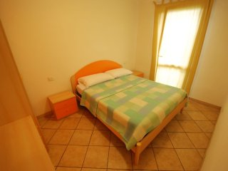 Apartment in Bevazzana with Air conditioning, Garden, Balcony, Washing machine