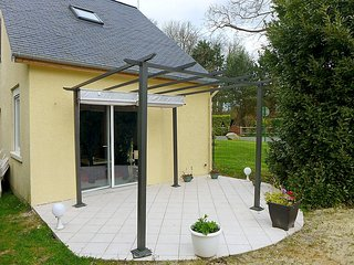 House in Varaville with Internet, Terrace, Garden, Washing machine (125275)