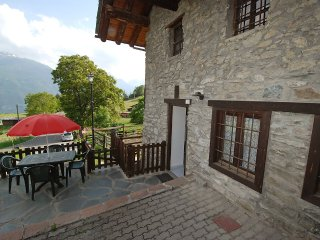 Apartment in the center of Sarre with Parking, Terrace, Balcony (124663)