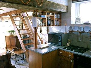 House in Gorran Haven with Internet, Parking, Garden, Washing machine (118665)