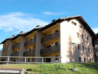 Apartment in Madonna di Campiglio with Parking, Balcony, Washing machine