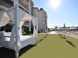 Apartment 249 m from the center of Lido degli Estensi with Internet, Air