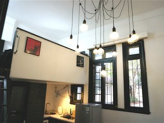 R's Garden Villa Loft in French Concession, near Huaihai /Hengshan /Fuxing Rd.