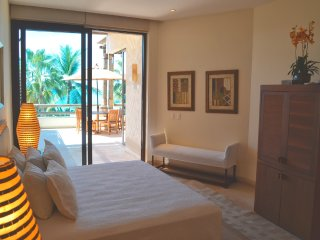 3 br Luxury Condo in Punta de Mita at Veneros Building,beach front unit,views!