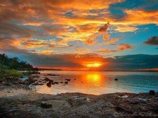 NATURE'S PARADISE. BOATING/KAYAKING/FISHING ETC