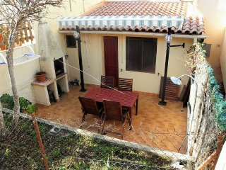 House in Grosseto-Prugna with Parking, Terrace, Washing machine (109637)