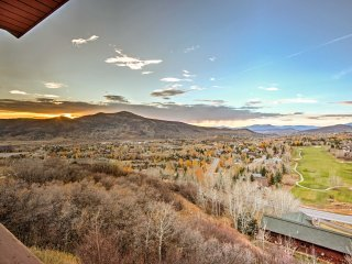 NEW! 3BR Steamboat Springs Condo Mins from Skiing!