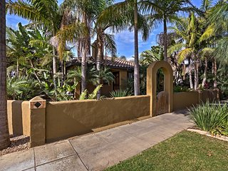 3BR Oceanside Home w/ Hot Tub - Walk to Beach!