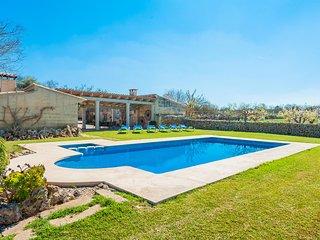SON PARERA DE BAIX - Villa for 6 people in Muro