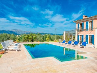 QUEEN BLANQUERA - ADULTS ONLY - Villa for 12 people in sa Pobla