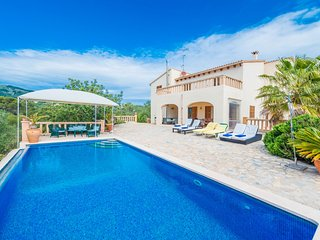 CAN CANALS - Villa for 10 people in Arta