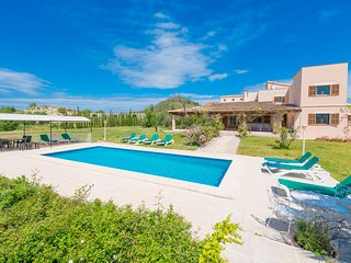 PORT VERD - Villa for 15 people in Son Servera