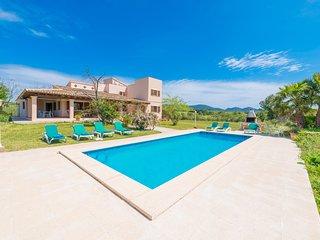 PORT VERD - Villa for 15 people in SON SERVERA