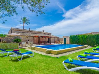 CAN RANDA - Villa for 10 people in Villafranca de Bonany