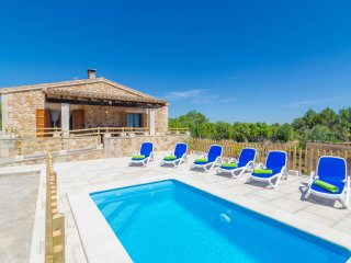 S'ARESTA DEN RUMBET - Villa for 6 people in Llucmajor