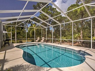 Bokeelia Cottage w/ Private Pool & Tiki Bar!