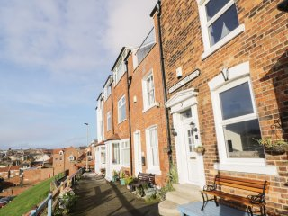 4 OVERTON TERRACE, Victorian mid-terraced property, sea views, WiFi