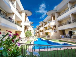 Beautiful Village Apartment in stylish gated complex in heart of Jacarilla