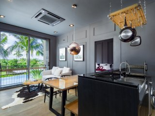 2 BDR Private Pool Access Apartment 115 In Rawai | Nai Harn