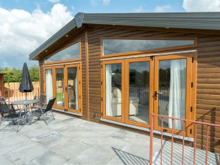 Prestige luxury lodge in the heart of Perthshire