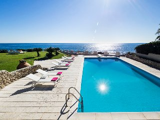 Villa Brezza Marina in walking distance to the beach