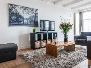 Good apartment for 6 in Amsterdam's center