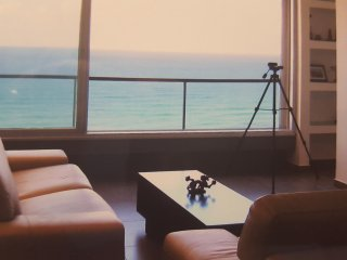 Netanya on the Sea! Sleeps 7 minimum; Many dates Available!