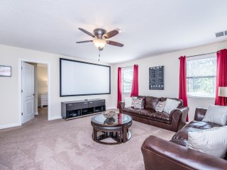 Gorgeous 6BR 5bth Champions Gate home w/pool, spa & games from $233 a night
