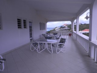 Tortue Villa - Upper Floor