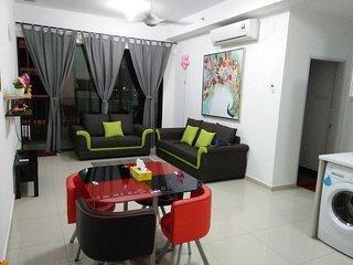 I City Shah Alam Homestay