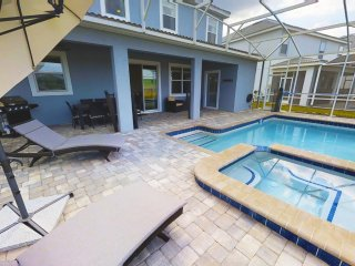 ACO Premium - 6 bedroom with pool and grill(1705)