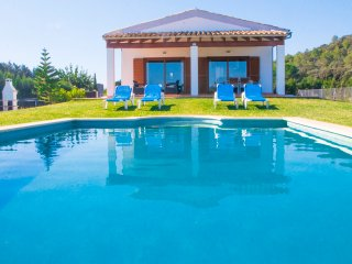 Villa CAN BIEL with 3 bedrooms, pool and wifi