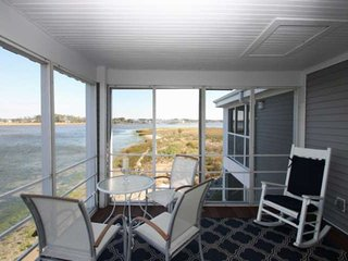 Breathtaking Waterfront Views In Immaculate 2 BR Second Floor Condo on Indian