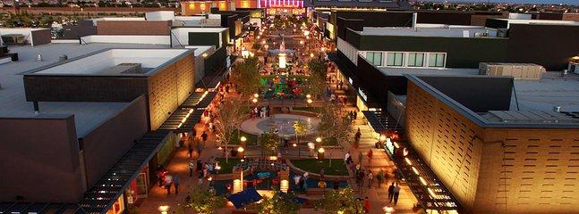 San Tan Mall shopping district