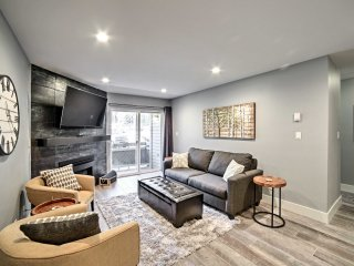 Contemporary Breckenridge Condo - Ski-In/Ski-Out!