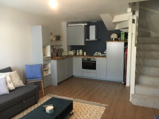 Newly refurbished One bedroom house, with off street parking