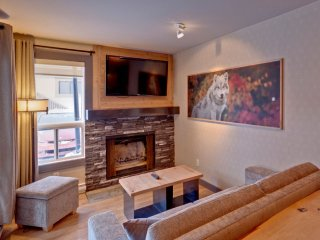 Banff Rocky Mountain Resort Cozy 1 Bedroom Wolf Condo