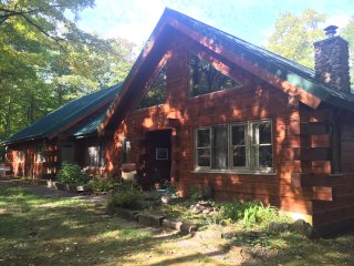 Spacious Cabin in Iron River