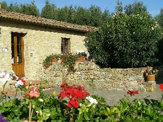1 bedroom Villa in Bucine, Tuscany, Italy : ref 5228406